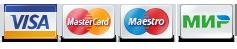 Принимаем банковские карты